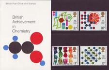 GB 1977 CHEMISTRY PRESENTATION PACK No.92 SG 1029 1032 MINT STAMP SET  # 92