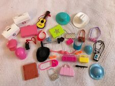 1990's Vintage Lot Of Barbie And Others Accessories