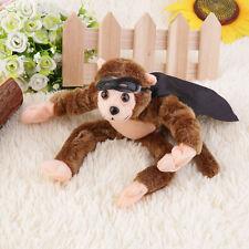 New Cute Flying Cartoon Monkey Screaming Flying Slingshot Plush Toys VR