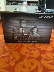 WandaVision Heat Change Coffee Mug Cup New Loot Crate DX Marvel Studios