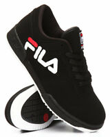 FILA Original Fitness Logo Black/White/Red (1FM00074 014)
