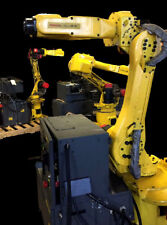 Fanuc Robot M6i With RJ2 Control Tested Fanuc Material handling