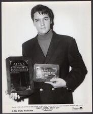 ELVIS PRESLEY 1966 Vintage Orig Photo ROCK 'N' ROLL star handsome singer actor