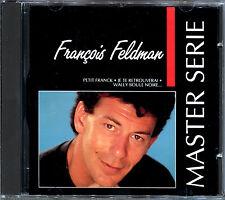 FRANCOIS FELDMAN - MASTER SERIE - CD ALBUM  [436]