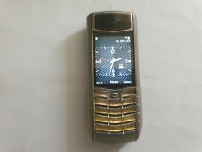 Vertu Ascent Ti - Black (Unlocked) Cellular Phone