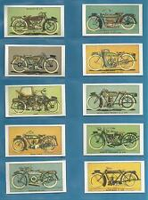 Motor Cars/Bikes Loose Collectable Trade Cards