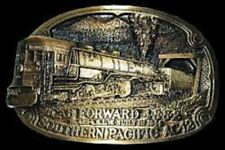 SOUTHERN PACIFIC CAB FORWARD 4294 (SOLID BRONZE BELT BUCKLE) #276/500