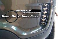 For BMW Mini Countryman R60 Rear Air Intake Cover Rear Bumper Install Air Louver