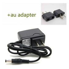 AU plug 9V0.6A WALL Charger Adapter 5.5mm*2.1mm for Tablet PC MID aPad ePad PAD