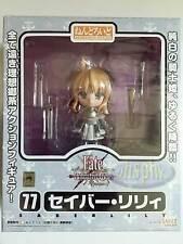 命運守護夜GSC Good Smile Nendoroid 077 Fate/unlimited codes Saber Lily Figure