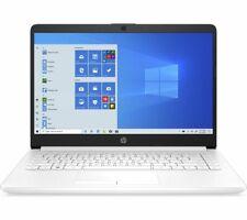 "HP 14-cf2503sa 14"" Laptop Intel Core i5 256GB SSD Full HD 4GB RAM White - Currys"