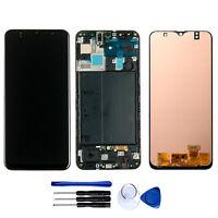 Pantalla LCD Táctil Digitizador Asamblea Para Samsung Galaxy A50 A505F/FD/DS/A