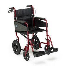 Days Escape Lite Ultra Lightweight Attendant Propelled Wheelchair - 4 Colours