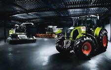 CLAAS DOMINATOR 218 MEGA - 202 COMBINE SERVICE AND REPAIR MANUAL