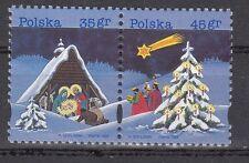 """6) """" Weihnachten - Boze Narodzenie 1995 """" postfrisch (1072)"""
