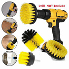 Внешний вид - 3PCS Drill Brush Power Scrubber Drill Attachments For Grout Cleaning