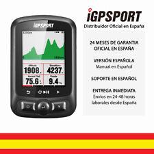 iGPSPORT iGS618 Ciclo computador GPS +GLONASS+Beidou ANT+ Navegación por puntos