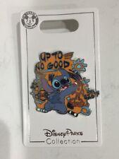 Disney Pin Lilo And Stitch Pin Stitch Up To No Good Pin