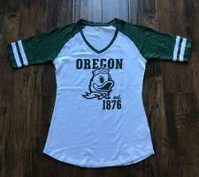 Champion University Of Oregon Ducks T-shirt Womens Size L
