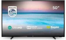 "Philips 50PUS6504/12 50""/126 cm UHD 4K LED Smart TV schwarz - NEU UND OVP"