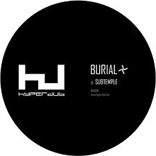 "Burial - Subtemple/Beachfires (10 "" Vinyl) 2017 Hyperdub/HDB108"