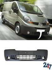 NEW RENAULT TRAFIC 2006 - 2014 FRONT BUMPER WITH FOG LIGHT HOLES
