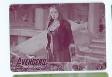 2015 Avengers 2 Age of Ultron printing plate 82
