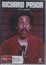 RICHARD PRYOR Live In Concert R4 DVD NEW & SEALED Free Post