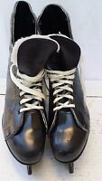 Vintage Canadian Flyer Ice Hockey Skates Size 11