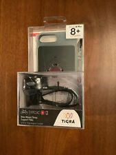TIGRA  FITCLIC CASE FOR IPHONE 8 PLUS & BIKE MOUNT STRAP SUPPORT VÉLO FREE SHIP!