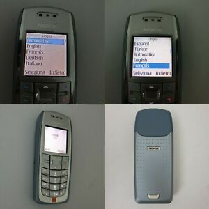 CELLULARE NOKIA 3120 GSM SIM FREE DEBLOQUE UNLOCKED