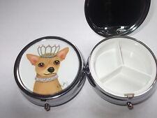 SALE - Dog Pillbox - Dapper Dogs 1