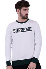 Supreme Men's Jumper Size S Made in Italy