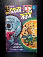 COMICS: Gold Key: Star Trek #25 (1974) - RARE
