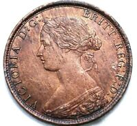1861  Canada - Nova Scotia One Cent Look closely to See the Details  47-303