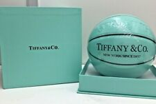Tiffany and Co Spalding NBA Limted Edition Basketball Luxury Gifts with air pump