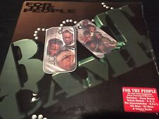 Boot Camp Clik  For The People  Vinyl  OOP Rare 1997 Brand New