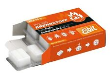 NEW Esbit Ultralight Solid Fuel Tablets 12-Pack for Pocket Stove E-FUEL-12X14