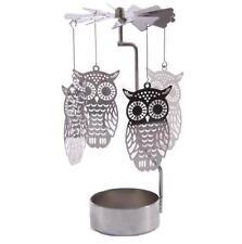 Owl Tea Light Candle Holders & Accessories