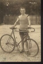 MIGUEL Cyclisme 1920s Cycling ciclismo cycliste wielrennen Radsport cycles vélo