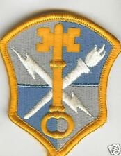U. S.Army Intelligence & Security Commd Patch Lot Of 20
