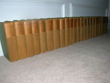THE WAVERLY NOVELS, Sir Walter Scott - complete 24 vol. set - HC, 1892 Deluxe ed