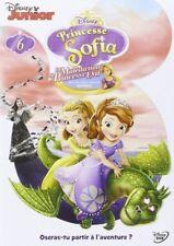 Princesse Sofia volume 6 La malédiction de Princesse Eva DISNEY - DVD NEUF