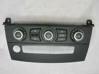 ♻️ 08 09 10 BMW 525 528 530 535 E60 HVAC HEAT A/C TEMPERATURE CLIMATE CONTROL