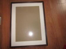 NEW ECVC AbilityOne Walnut Wood 16 X  20 6 each per box 7105-01-419-5344