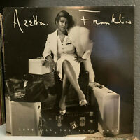 "ARETHA FRANKLIN - Love All The Hurt Away - 12"" Vinyl Record LP - VG+"