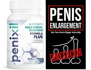 PENIXIL MALE ENHANCEMENT ENLARGER PENIS SUPPLEMENT 100% AUTHENTIC 1 BOTTLE