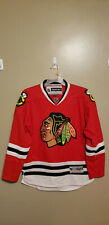 CHICAGO BLACKHAWKS NHL HOCKEY JERSEY SIZE SMALL ADULT