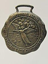 circa 1910 ARGENTINA REAL ESTATE GENERAL INSURANCE CO. original watch fob +
