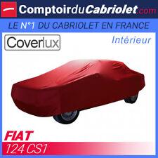 Housse / Bâche protection Coverlux Fiat 124 CS1 en Jersey